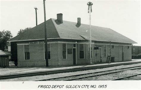 golden city missouri depot 187 frisco archive