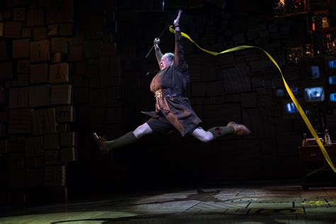 theater review matilda  musical  national