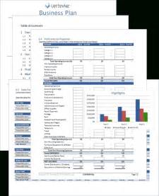 excel template for business plan business plan template microsoft digg3