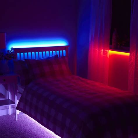 Led Lights For Bedrooms Pinterest Discover And Save Creative Ideas
