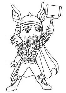 Coloriage Avengers Loki L L L L L