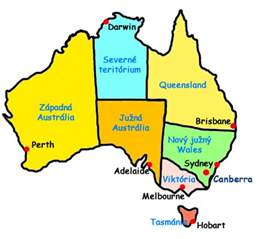 Map Of Australian States by Similiar Australian States And Capitals Keywords