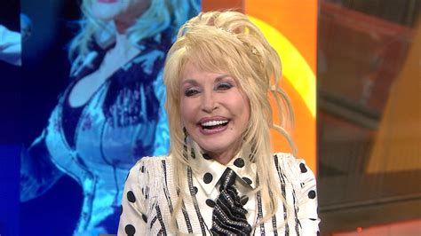 dolly parton says hello to today i m as old as yesterday