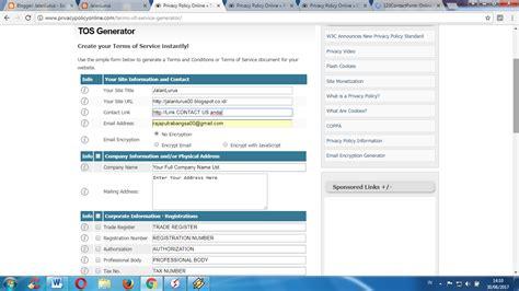 membuat blog praktis freenet