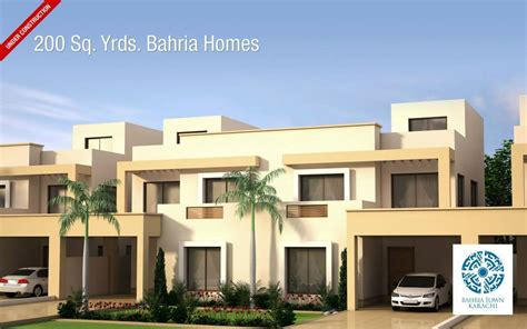 home design 200 sq yard floor plans of 125 and 200 sq yards bahria homes karachi