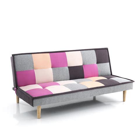 divano moderno divano moderno 3 posti trasformabile in letto in tessuto