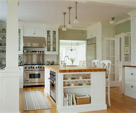 cottage style kitchen islands kitchen island designs cottage style islands and cottages