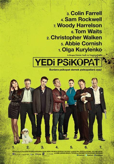 7 psikopat film elestirisi yedi psikopat seven psychopaths 2012 dual 480p brrip