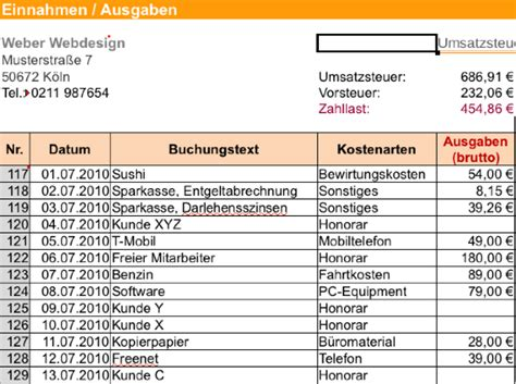 Rechnung Kleinunternehmer Vorlage österreich Einnahmen Ausgaben Rechnung Excel Vorlage K Einnahmen Ausgaben Rechnung Vorlage Rechnungsvorlag