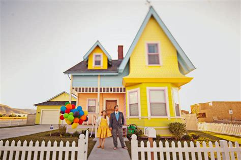 up house pixar pixar up house photo shoot 052 183 rock n roll bride