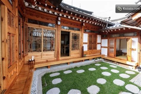 hanok house floor plan kozaza picks hanokstays for business men in bukchon seoul sba and kozaza s recommendations