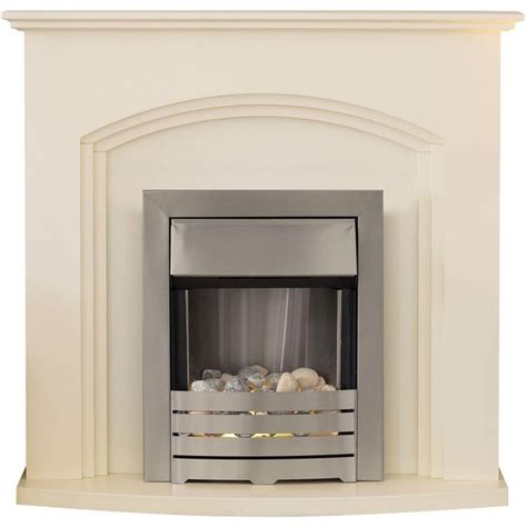 Truro Fireplace by Buy Adam Truro 2kw Electric Fireplace Suite Ivory At