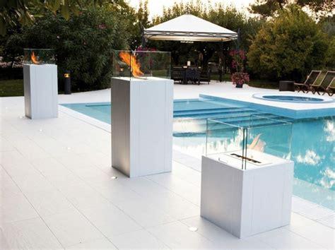 les radiantes camini cheminee exterieur moderne