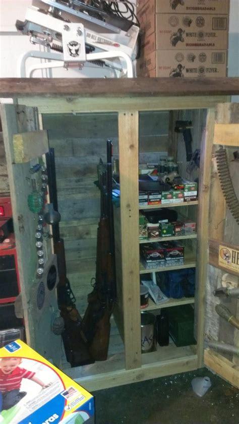 pallet wood gun cabinet plans top 25 best gun cabinets ideas on wood gun
