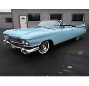 Cadillac Eldorado Biarritz 1959 – Classic Cars South