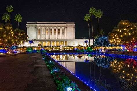 new feature makes mesa temple christmas lights equally