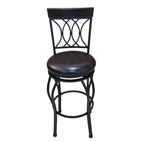 home decorators collection bar stools home decorators collection classic 30 in dark brown