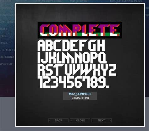 font design game 140 best video game design images on pinterest