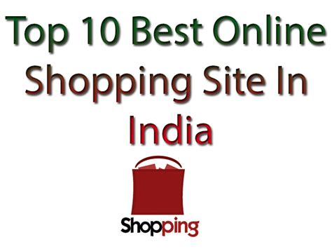 Online Auto Shopping Sites by Top 10 Online Shopping Sites In India Best Indian Html