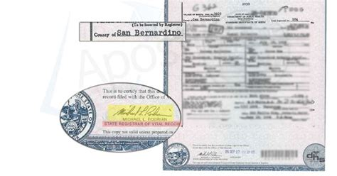 San Mateo Divorce Records County Of San Bernardino Certificate Of Birth Signed By