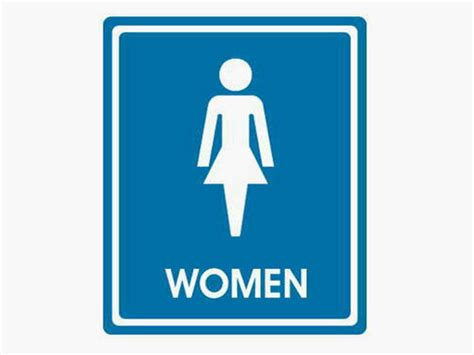 bathroom signs images woman felt forced to wear diapers to work nbc 10