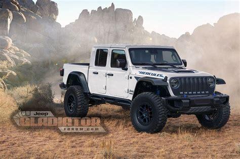 ford ranger raptor  jeep gladiator hercules