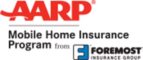 aarp mobile home insurance from foremost