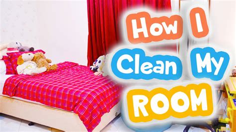 how to clean a room how i clean my room
