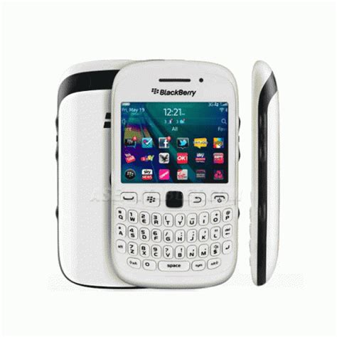 Hp Blackberry 9220 White spesifikasi handphone blackberry 9320