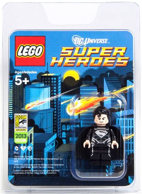Exklusif Lego Minifigures Panda Suit Limited lego sdcc 2013 green arrow azog minifigure price madness bricks and bloks