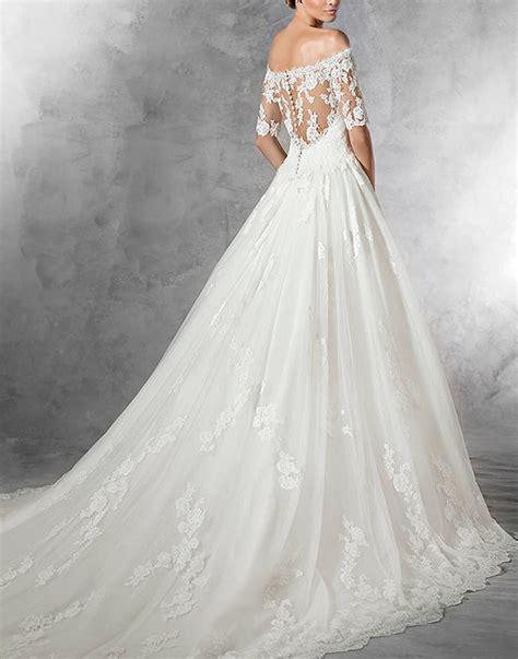 2017 Pronovias Wedding Dress Collection