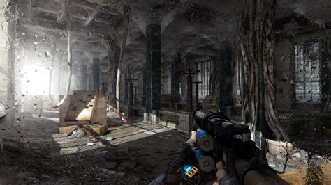 Metro Last Light Redux by Metro Redux To Launch With Upgraded Nvidia Gpu Accelerated