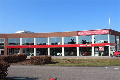 Kia Auto Dealer Autodealer Kia Auto Der Linden