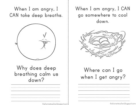 angry birds anger management worksheets 17 best images of coping skills activities worksheets