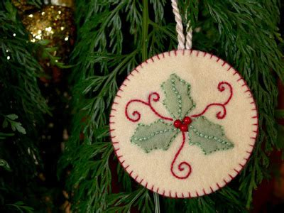 val laird designs journey of a stitcher holly christmas