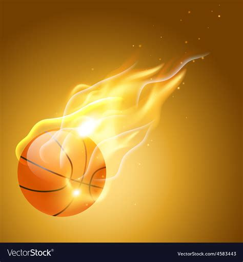 background design vector royalty free stock images image 854479 burning basketball background royalty free vector image