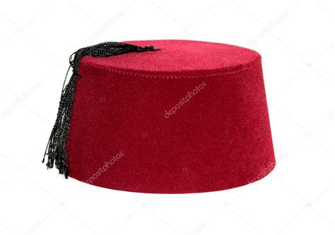 Turkish Fez Traditional Ottoman Hat Stock Photo Ottoman Hats