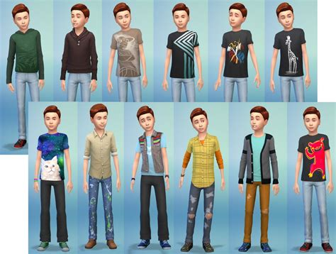 Sims 4 Clothes Cc Downloadssims 4 Clothes Downloads