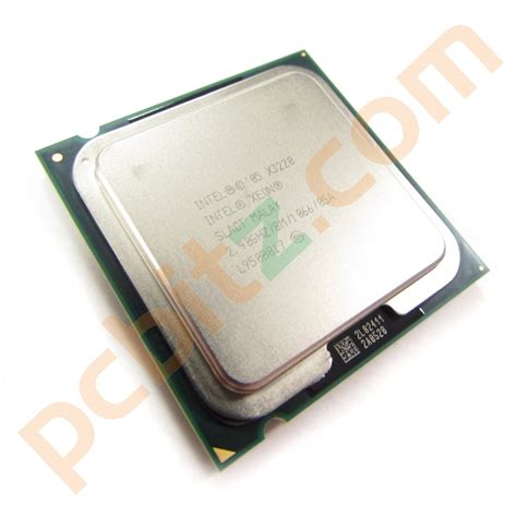 Sockel 775 Prozessoren by Intel Xeon Slact X3220 2 40ghz 8m 1066 Socket 775 Cpu Ebay