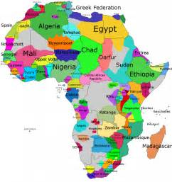 1000 images about maps of africa on