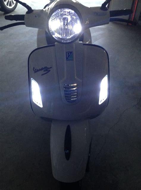 Led Rücklicht Vespa Gts 300 by Modern Vespa 2013 Gts Lighting Upgrade To Led