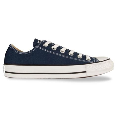 converse all low navy hype dc