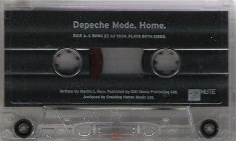 depeche mode depeche mode quot home quot 1997