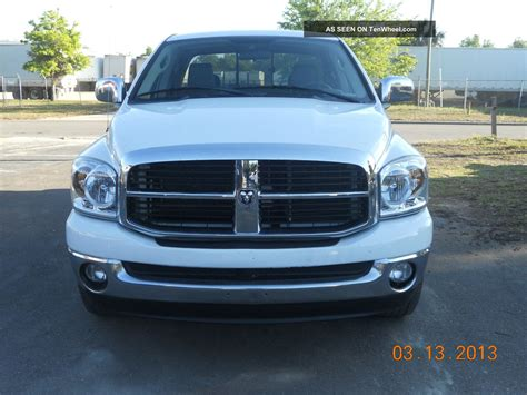 dodge ram 1500 4 door 2008 dodge ram 1500 slt crew cab 4 door 4 7l