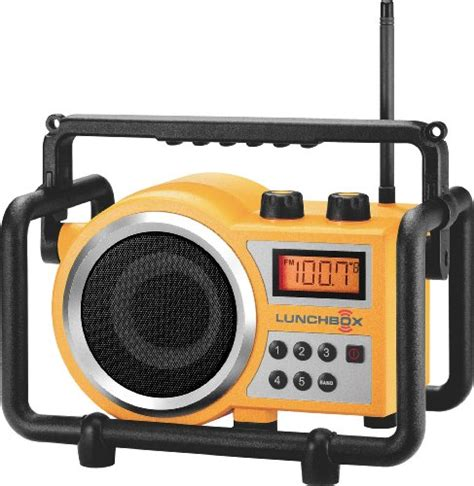 rugged fm radio rugged jobsite radio guide