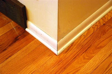 Hardwood Floor Molding How To Charles Hudson