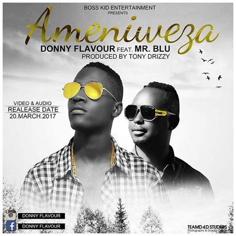 download mp3 dj lulu download audio donny flavour ft mr blue ameniweza new