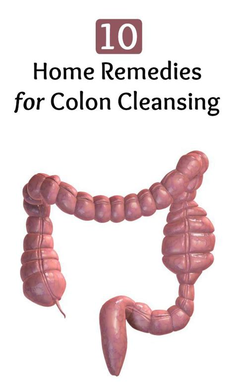 10 home remedies for colon cleansing