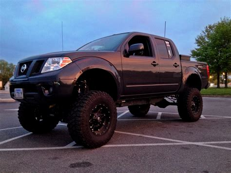 nissan trucks lifted nissan frontier lifted gallery