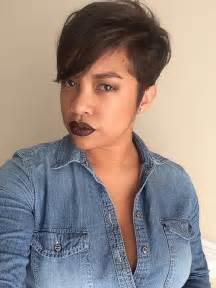 the best pixie cut for black hair 20 pixie cut for black women short hairstyles 2016 2017 most popular short hairstyles for 2017